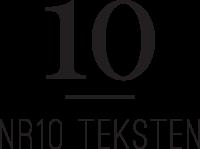NR10 TEKSTEN
